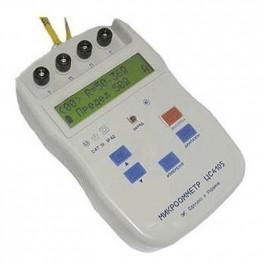 Микроомметр ЦС 4105 R от 10 мкОм до 50 Ом