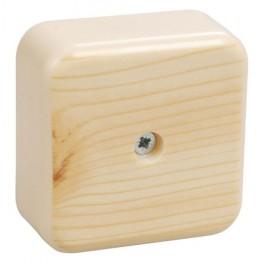 Коробка о/у для к/к 50х50х20 белая