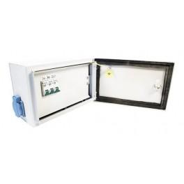 Ящик с пониж. трансформатором ЯТП-ОСО-0,25 220/12 В IP54 (3 автомата)