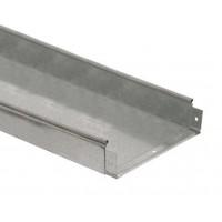 Кабельная арматура Кабеленесущие изделия Лотки кабельные НормалВент неперфорированные