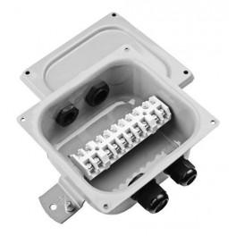 Коробка соединительная КС-10 IP65 (4 сальника)