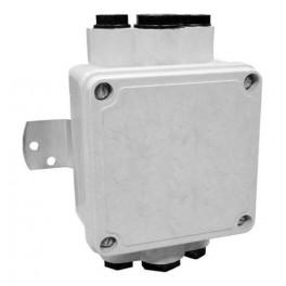 Коробка соединительная КСП-10 IP65 (6 сальников)