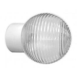 Светильник НББ 64-60-025 (Шар стекло + прямое основ.)