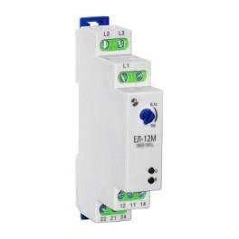 Реле контроля 3-х фазного напряжения ЕЛ-12М 380В 50Гц