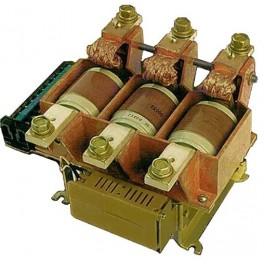 Контактор вакуумный КВ1-400-3 В3 400А 220В 2з+2р