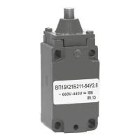 Низковольтная и высоковольтная аппаратура Выключатели концевые и путевые ВП 15