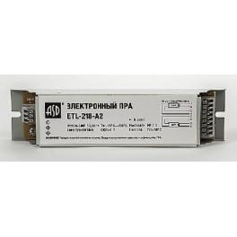 Электронный пускорег.аппарат ЭПРА ETL-218-A2 2х18Вт Т8/G13