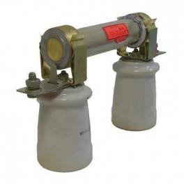 Предохранитель кварцевый ПКН 001-10 У3 L=212mm D=55mm