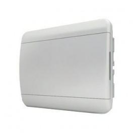 Бокс ЩРВ-П-12 мод (BVN 40-12-1) непрозр.бел дверь IP40 Tekfor