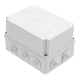 Коробка распаячная о/у 10 вводов 190х140х120 IP55