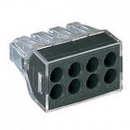 Клеммы FJ-108 1,0-2,5мм2 аналог773-328 Wago (уп.-50шт.)