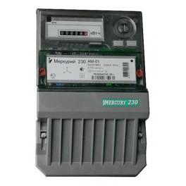 Счетчик электроэнергии Меркурий-230 AM-01