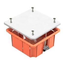 Коробка распаячная с/у 92х92х45 для полых стен