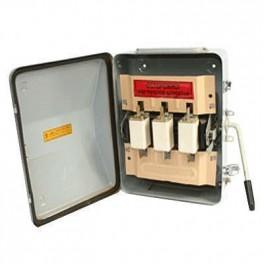 Ящик силовой с рубильником ЯБПВУ-1МУ3 100 А IP54 с ПН2