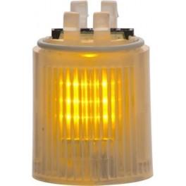 Блок TWS Nano с LED постоянного свечения на 24В AC/DC Желтый (31583)
