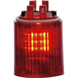 Блок TWS Nano с LED постоянного свечения на 24В AC/DC Красный (31585)