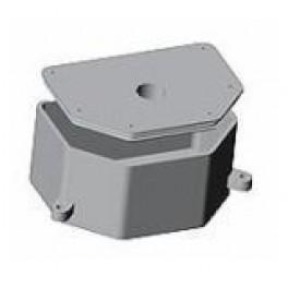 Крышка КОН1-1М-04 ( к коробке Л 251)