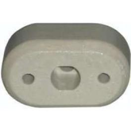 Низковольтный изолятор керамический РО-1 ТехКерамика