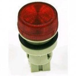 Сигнальная лампа ENR-22 красный 230В