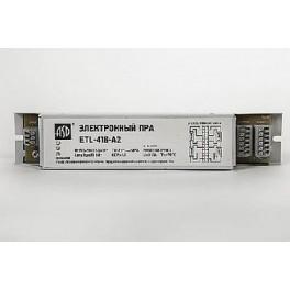 Электронный пускорег.аппарат ЭПРА ETL-418-A2 4х18Вт Т8/G13