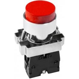 Кнопочный выключатель LAY5-BL42 красный 1р