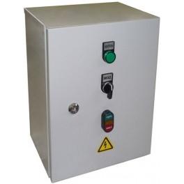 Ящик управления АД с к/з ротором РУСМ 5111М-1874 У2 Т.р. 0,4-0,63А, АД 0,15-0,24кВт