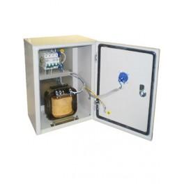 Ящик с понижающим трансформатором ЯТПО-3550-54 (ОСМ1-0,63) 220/36В IP54