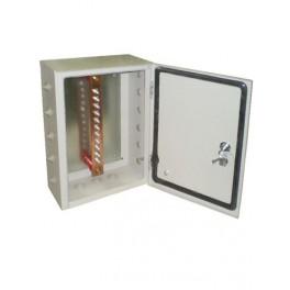 Ящик ГЗШ21 - 10 - 625А (медь 4х40 до 625 Ампер ) 10 присоединений - IP31