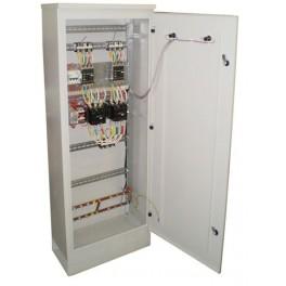 Шкаф автоматического включения резерва ШАВР-3-100 УХЛ4 (3-фазный, 100А) IP31 (Корпус ШРС-1 1600х600х300) напольный