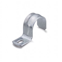 Скоба металл. 1-лапк. СМО Ф19-20мм