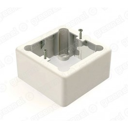 Коробка для к/к 88х88х44 белая