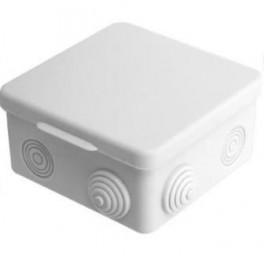 Коробка расп. о/у 8 вводов 100х100х50 IP54