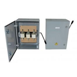 Ящик силовой с рубильником ЯБПВУ-400 А IP54 без ПН2
