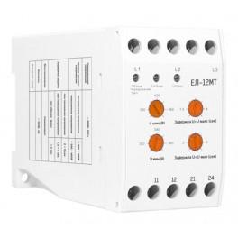 Реле контроля 3-х фазного напряжения ЕЛ 12 МТ 400В
