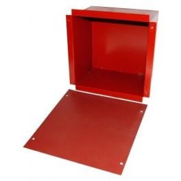 Коробка протяжная У999МУ3 500х500х200мм IP31 грунт