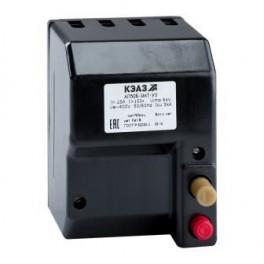 Автоматический выключатель АП50Б-3МТ-10КР 10 А