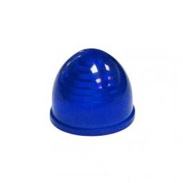 Колпачек выпуклый для AL-22 (синий)