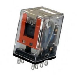 GX2002 Коробка ОП 4-х рожковая белая б/ф 70х30