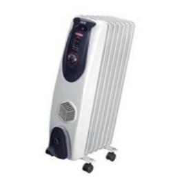 Радиатор маслонаполненный c тепловентилятором NY17LF General 7 секций