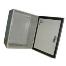 Щит с монтажной панелью ЩМП-06-2 IP54 У2 500х400х220мм