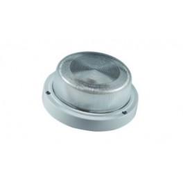 Светильник НПП 03-100-003 белый без решетки IP65 ТЕХАС